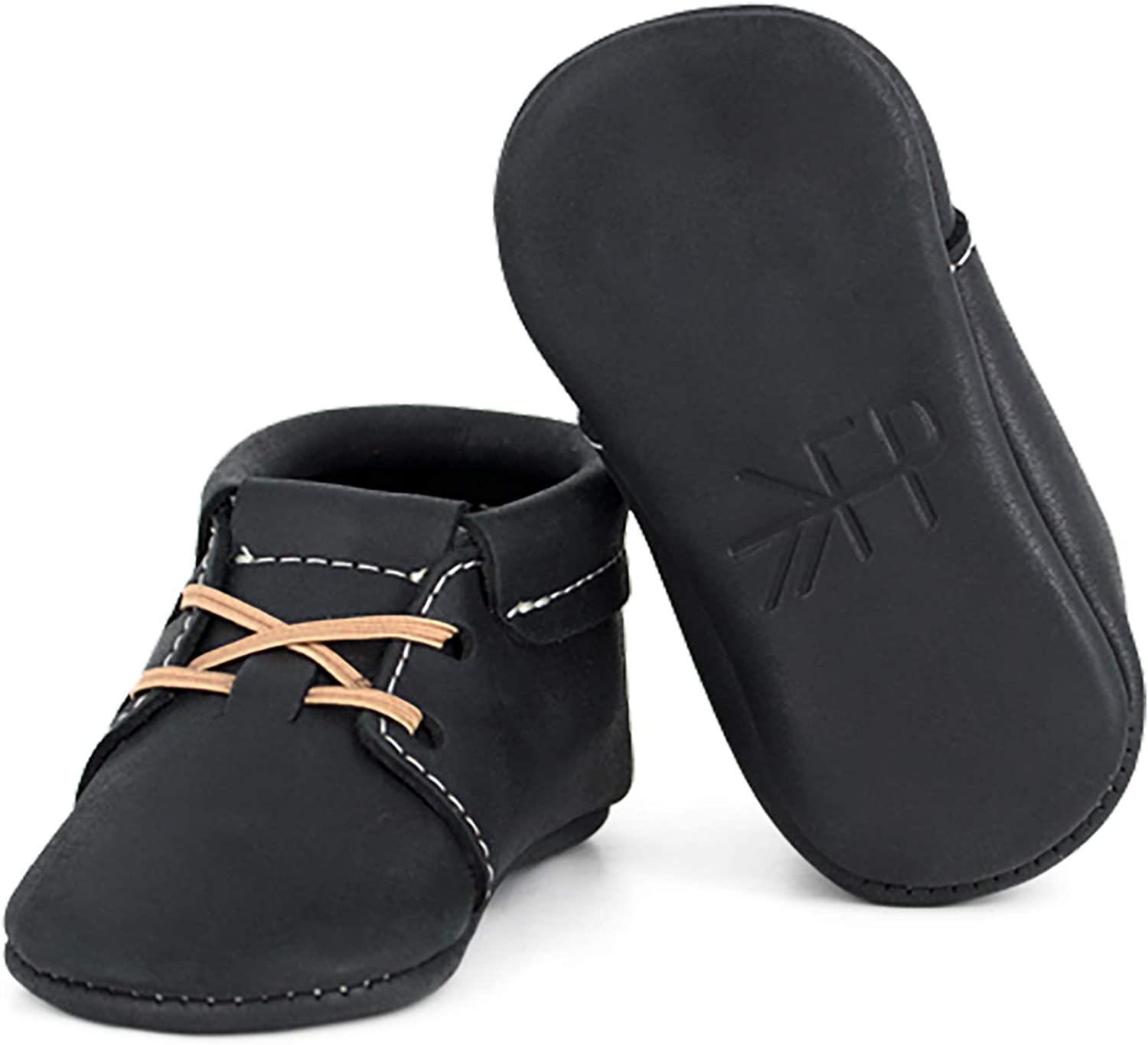 Baby Girl//Boy Shoes Freshly Picked Infant Sizes 1-5 Soft Sole Leather Oxford Moccasins Multiple Colors