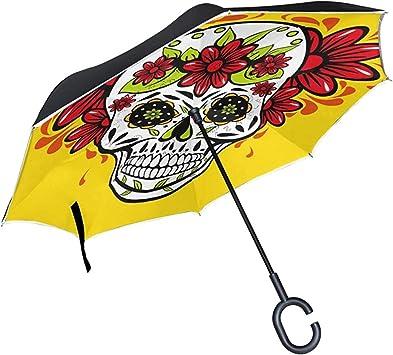 Acheter parapluie tete de mort online 26