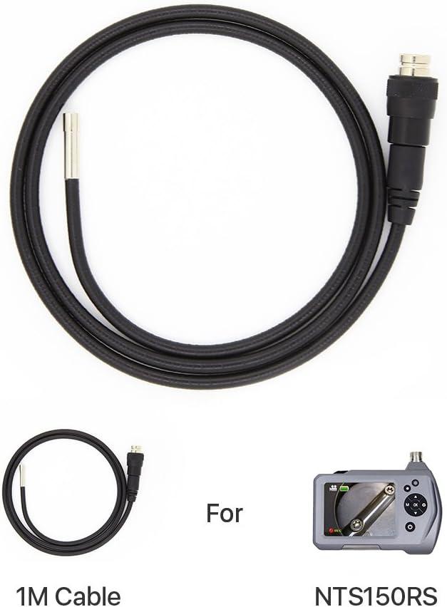 3 Meter Teslong Endoskop-Sonde Durchmesser 5,5 mm Zwei Linsen Sonde Erweiterung f/ür NTS500 Endoskop Inspektionskameras