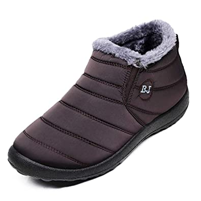 Fashion Brand Best Show Womens Winter Snow Boots Athletic Fur Snow Booties  Outdoor Shoes (4.5 67434ba627
