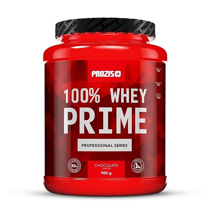 Prozis 100% Whey Prime 2.0, Sabor Vainilla - 900 gr: Amazon ...