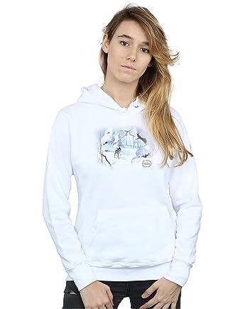 casual shoes best authentic buy Disney Femme Bambi Snow Sweat À Capuche: Amazon.fr ...