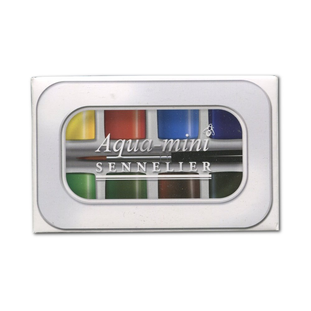 Sennelier Aqua Mini French Watercolor Set