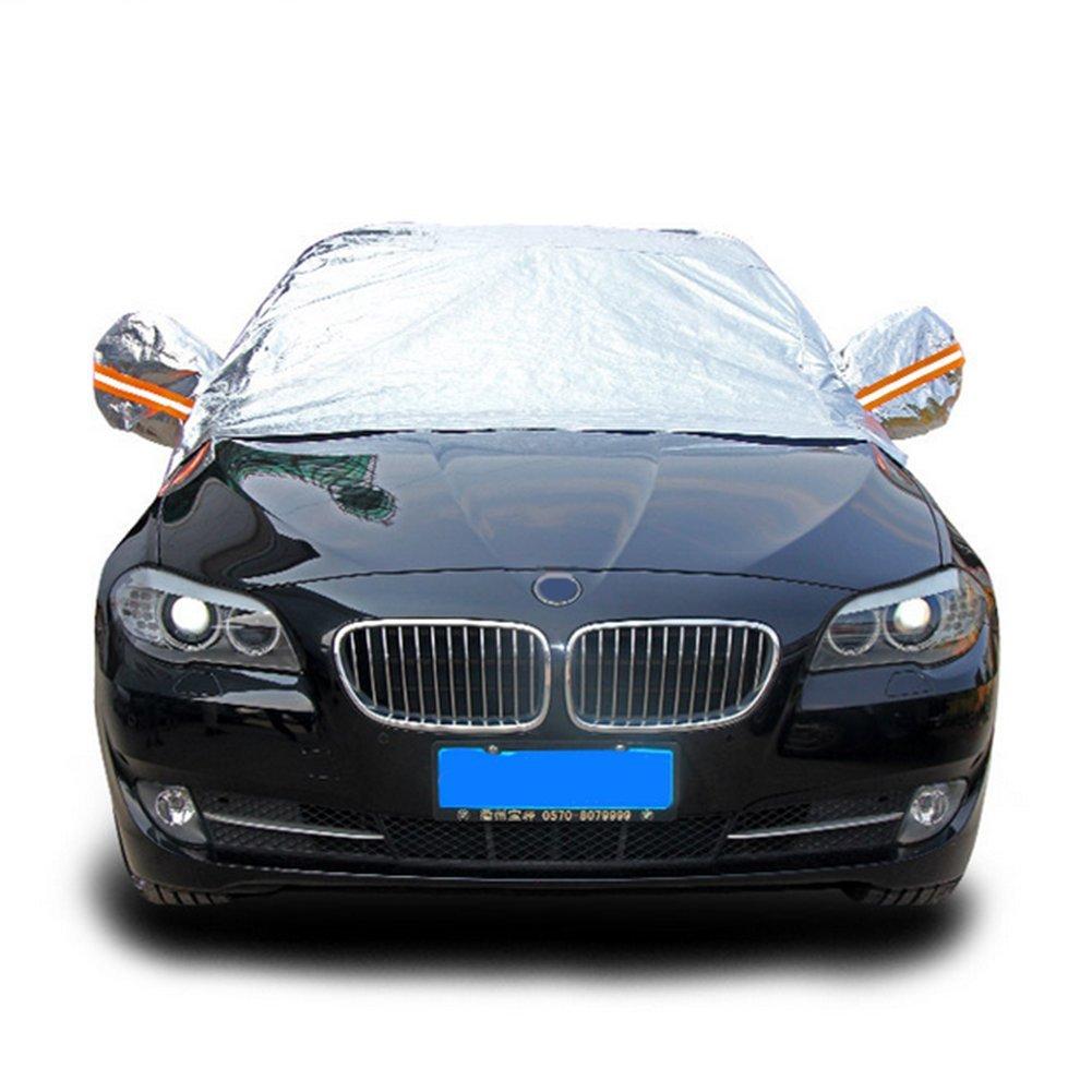 chytaii auto cover protezione per parabrezza di auto Anti Neve Congelata bianca e Sun I raggi 2.4 * 1.8 * 1.5 M