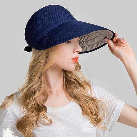 CJC Sol Sombrero Parasol Full UV Chicas Dama Mujer Señoras Verano ...