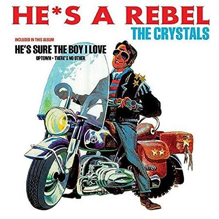 Hes A Rebel [Vinilo]