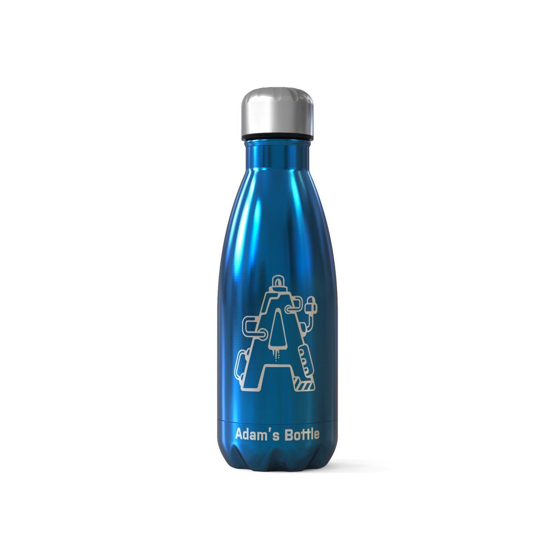 Personalized CoHo Bottle Flask Techno A