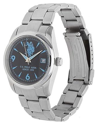 Reloj U.S. Polo Assn Unisexo USP4052BL: Amazon.es: Relojes