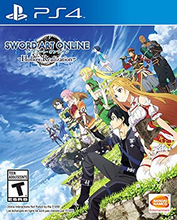 Sword Art Online: Hollow Realization - PlayStation 4 Standard Edition
