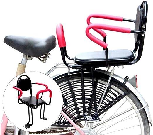 BBJZQ Cojín De Asiento Trasero De Bicicleta,sillines De Bicicleta ...