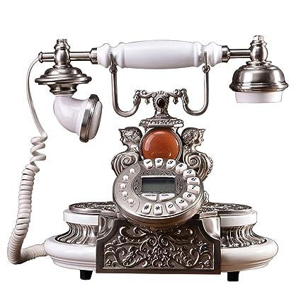 R&Y Telefono Fijo Vintage,Proceso de Estampado Telefono