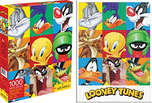 Aquarius Looney Tunes Puzzle (1000 Piece)