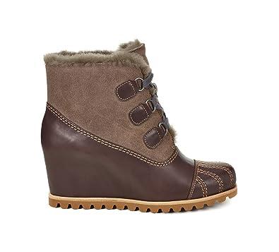5cc8b79abb1 UGG Womens Alasdair Rain Boot Slate Size 8