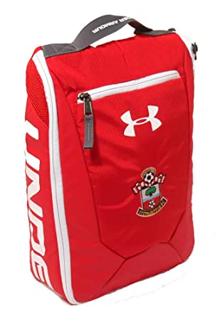 f74cfc309363 Under Armour Southampton Football Boot Bag - Red  Amazon.co.uk ...