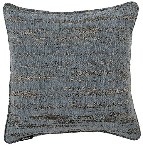 McAlister Textured Chenille XX-Large Euro Sham Pillow Cover | 26x26