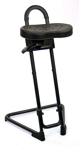 Lyon NF2092N Industrial Sit Stand Stool