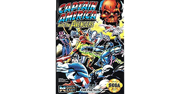 Amazon.com: Captain America and the Avengers: Video Games