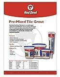 Red Devil 0425 Pre-Mixed Tile Grout Repair