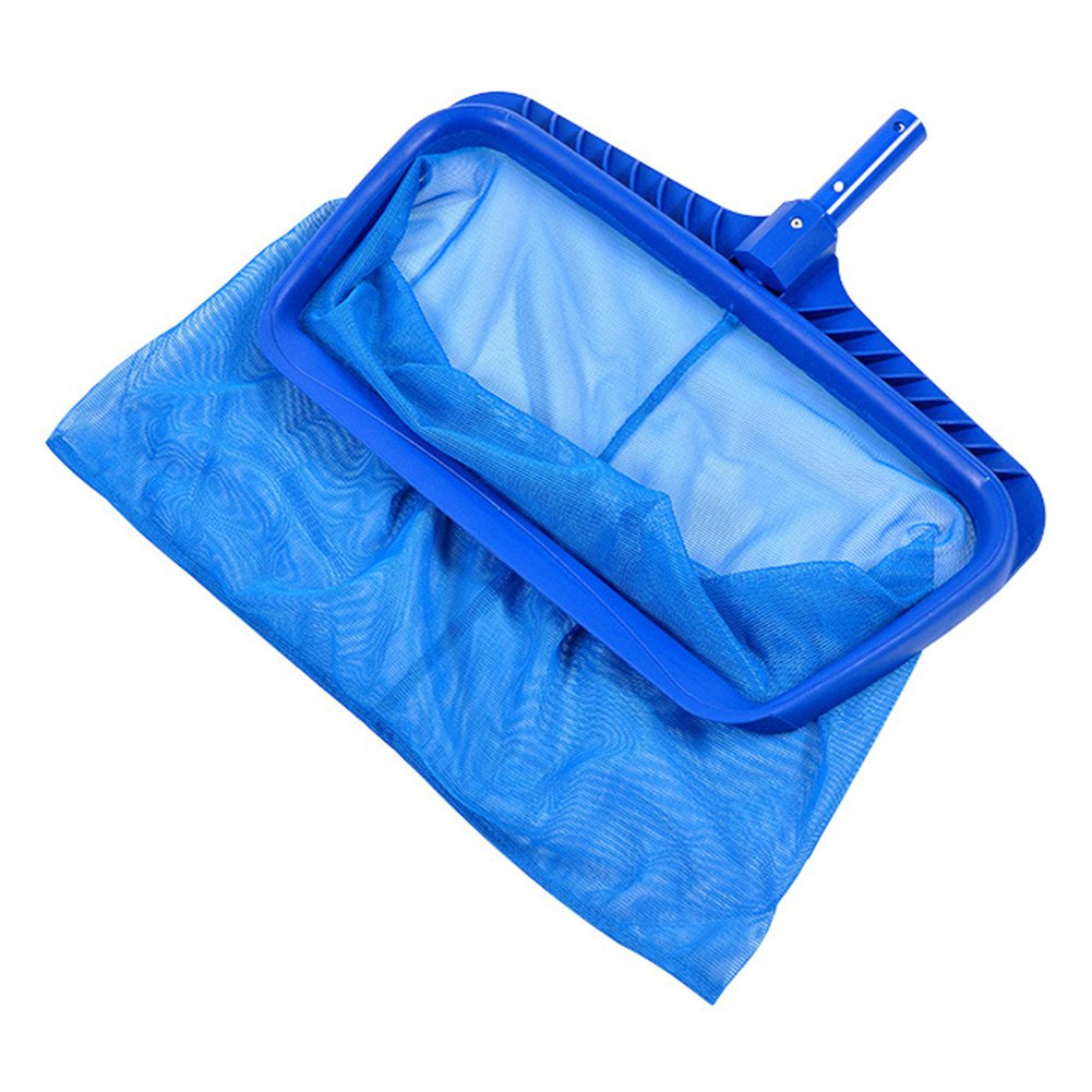 Pool Skimmer Net Pool Heavy Duty Leaf Rake Leaf Vacuum Bag Deepwater Net Professional Pond Cleaning Supplies Accessories Pole Not Included