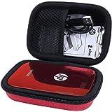 Valigia Scatola Borsa Costodie per HP Sprocket Stampante Fotografica Portatile per Zink Carta fotografica autoadesiva di Aenllosi