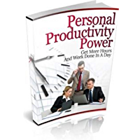 Personal Productivity power (English Edition)