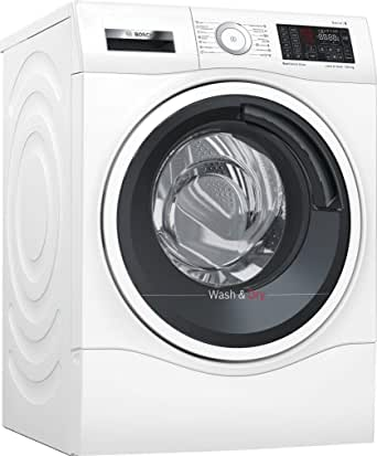 Bosch Serie 6 WDU28540ES Independiente Carga frontal A Blanco ...