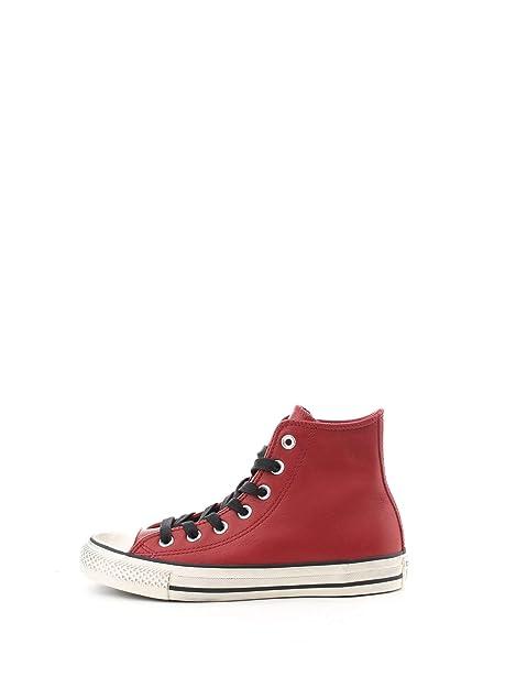 Converse Chuck Taylor CTAS Distressed Hi, Zapatillas Unisex Niños: Amazon.es: Zapatos y complementos