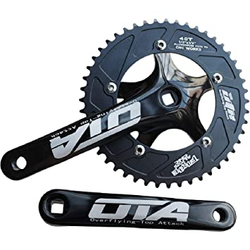 """Choice of Model//Length Shimano Square Taper Left Crank Arm 170mm 9//16/"""" Threads"""