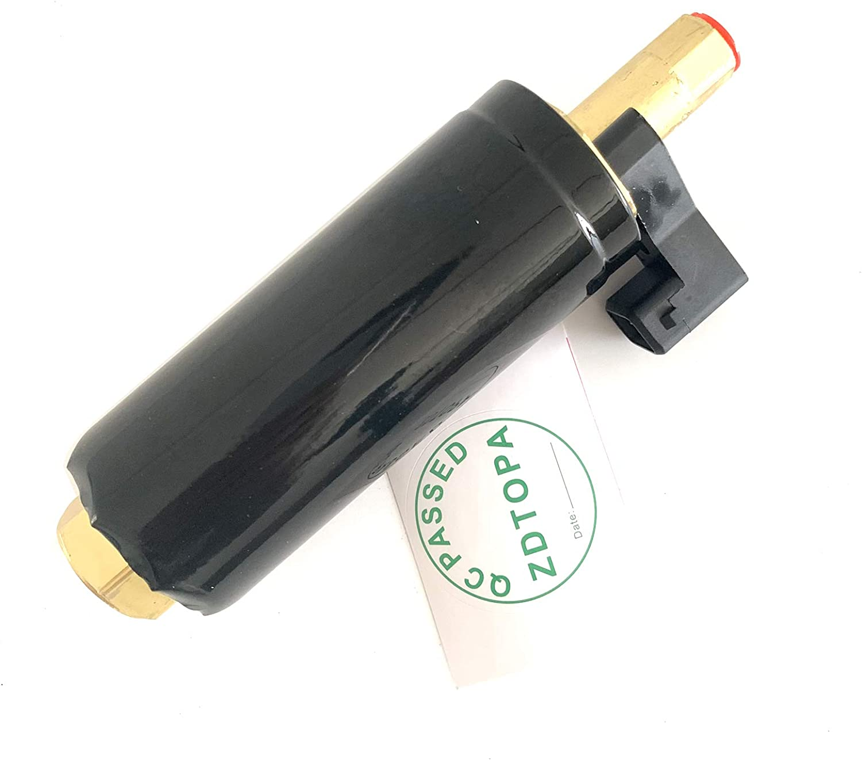3858261 Volvo Penta High Pressure 120psi Marine Outboard Fuel Pump OEM 3857650