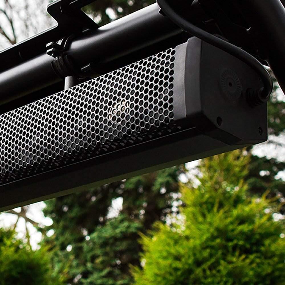 HIFONICS TPS6 Thor 6-Speaker Bluetooth Powersports Amplified Soundbar