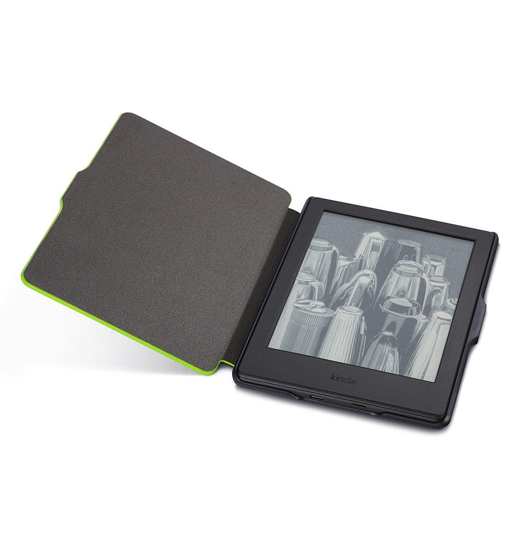 NuPro Slim Fit 10./ª generaci/ón Funda para Kindle color verde /— no es compatible con el modelo del 2019
