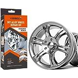 Visbella DIY Alloy Wheel Repair Adhesive Kit Rim Surface Damage Car Auto Rim Dent Scratch Care (Paper Packaging) (hub…