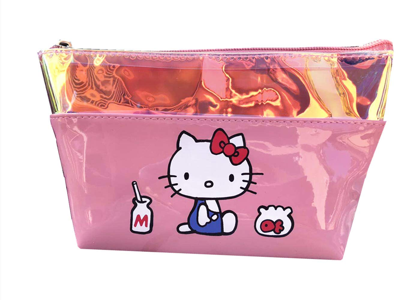 Hello Kitty Cosmetic Bag Makeup Bag for Travel Brushes Hello Kitty Bag for Accessories