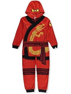 All-in-one Set Onesie Pajamas New Look LEGO Ninjago Little Boys Costume