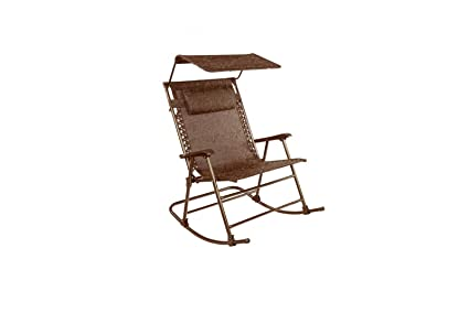 Stupendous Bliss Hammocks Gfr 091Jr Outdoor Rocking Chair With Canopy Jacquard Squirreltailoven Fun Painted Chair Ideas Images Squirreltailovenorg