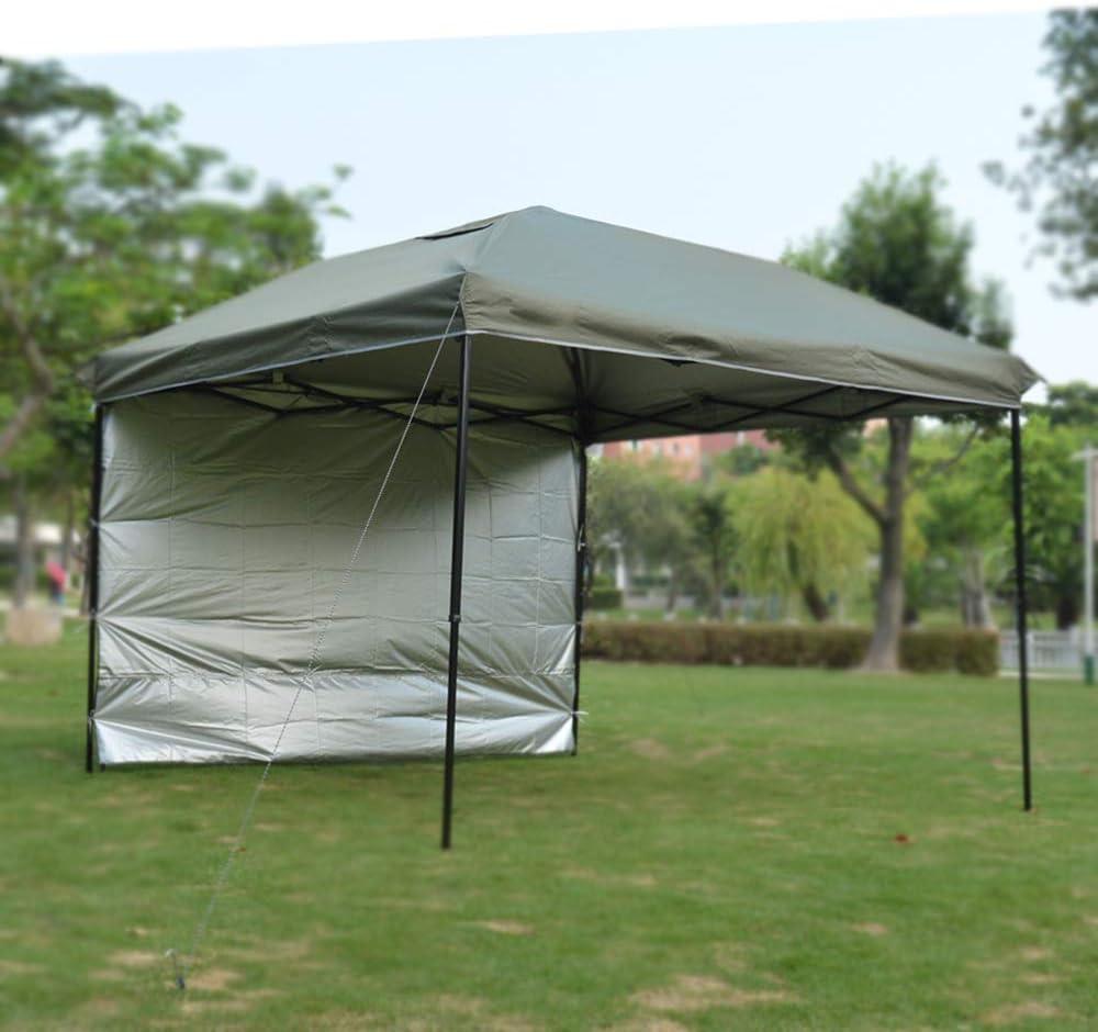 NINAT Paredes Lateral de Privacidad para 3M Gazebos Carpa Parasol ...