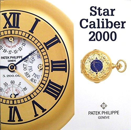 Star Caliber 2000 Patek Philippe Geneve