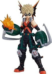 My Hero Academia figma No.443 Katsuki Bakugo Action Figure