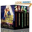 Olivia Lawson Techno-Shaman Series (Books 1 - 5): An Urban Fantasy Thriller (Olivia Lawson, Techno-Shaman)