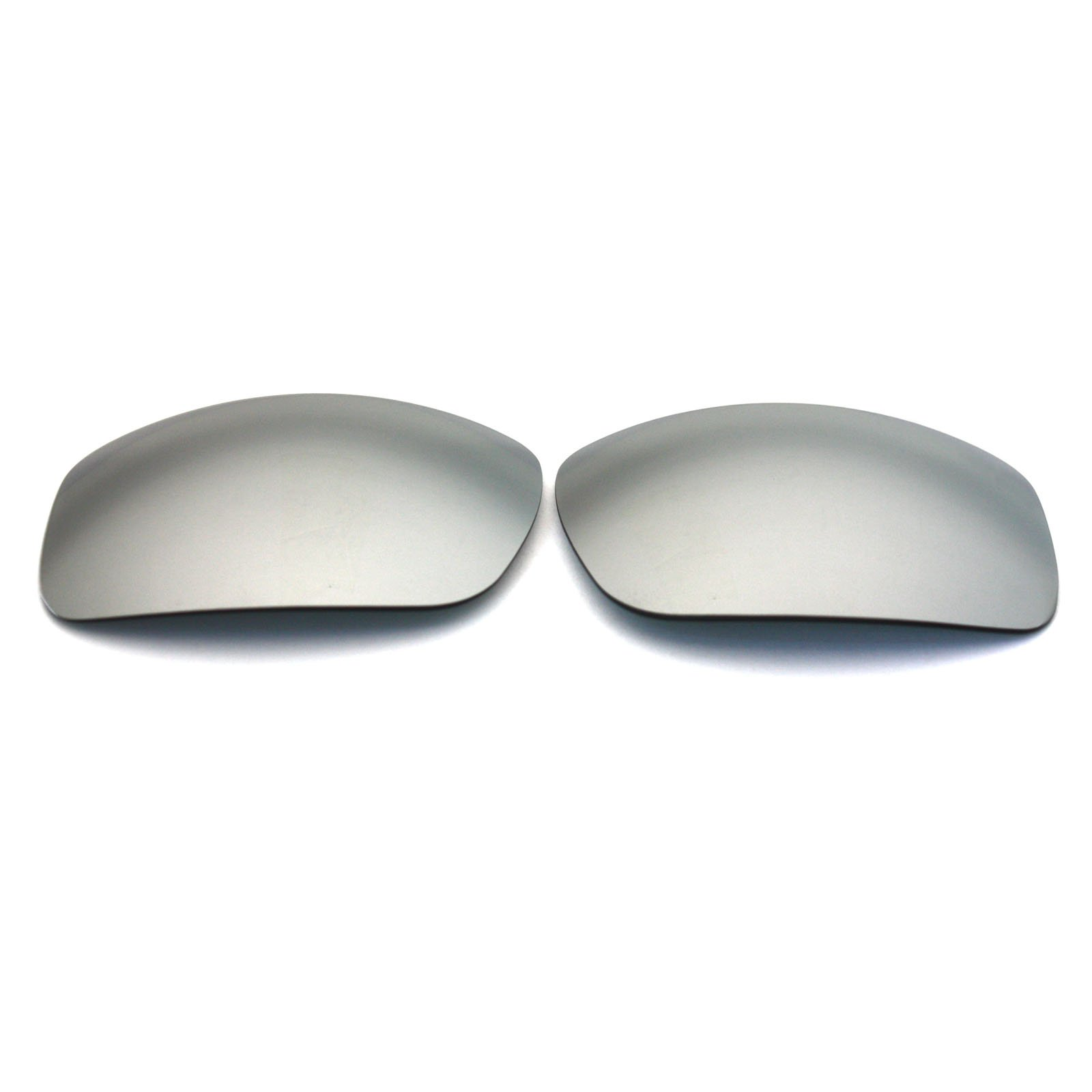 Polarized Replacement Lenses for Spy Optic Dirty Mo Sunglasses Frame Silver