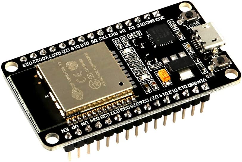 Wifi + Bluetooth Microcontroller - ESP32