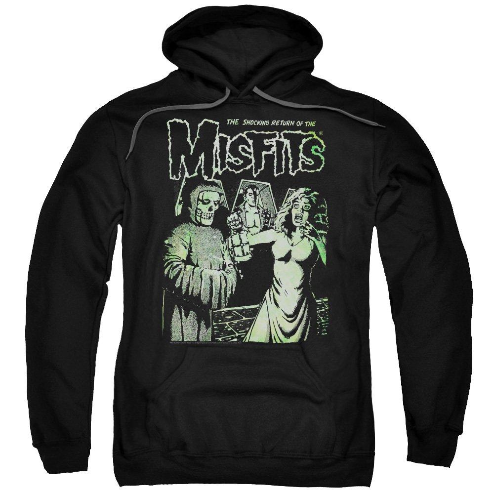 Misfits - Mens The Return Pullover Hoodie