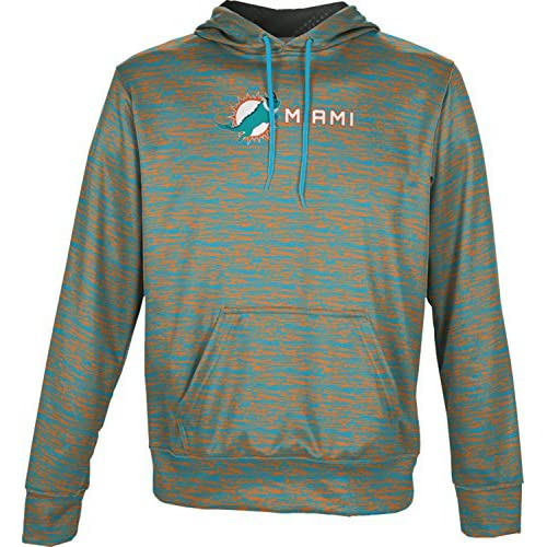 ProSphere Boys\' Miami Pocket Monsters PMFL Brushed Hoodie Sweatshirt (Apparel) get discount ihj9LC1J
