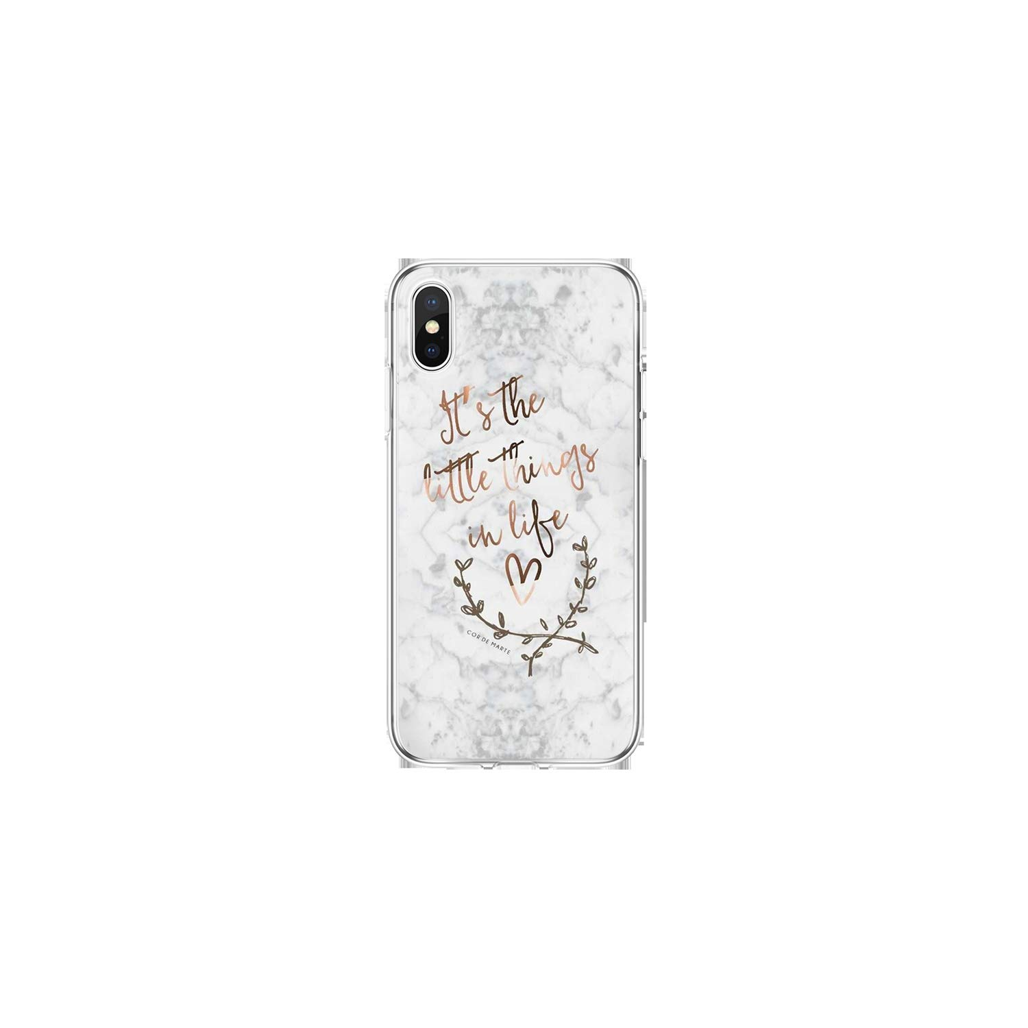 Amazon.com: Marble for Samsung Galaxy A8 J3 J5 J7 S6 S7 S8 ...