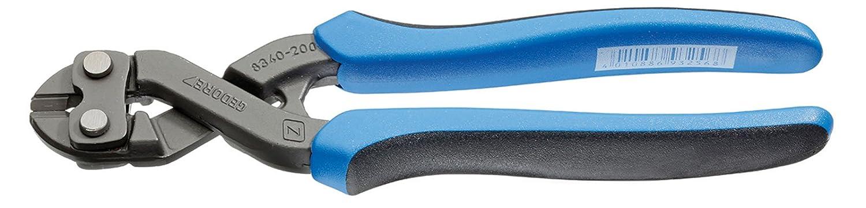GEDORE 8340 Z-200 JL Bolzenschneider, 2-Komponentengriff Gedore Werkzeugfabrik GmbH & Co. KG 8340Z-200JL