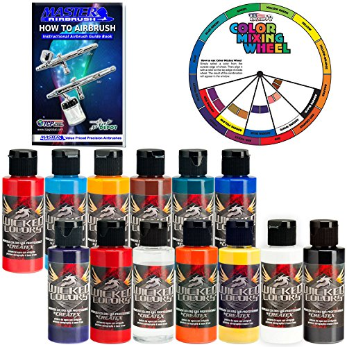 airbrush paint reducer - 6