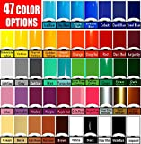 Vinyl Rolls (Oracal 651) Choose your colors 47 options (Cricut, Silhouette Cameo, Crafting Vinyl) (20 Rolls)