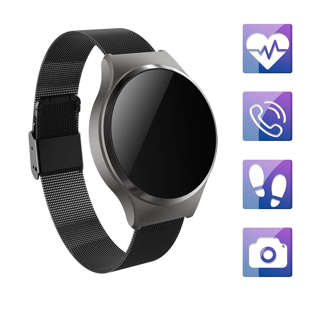 Amazon.com: Wisess Fitness/Activity Tracker GPS Running ...