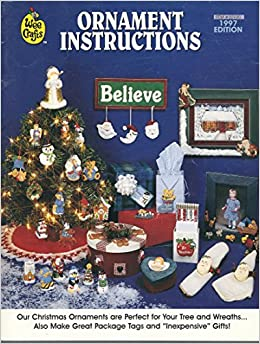 Ornament Instructions 1997 Edition Wee Crafts Accents