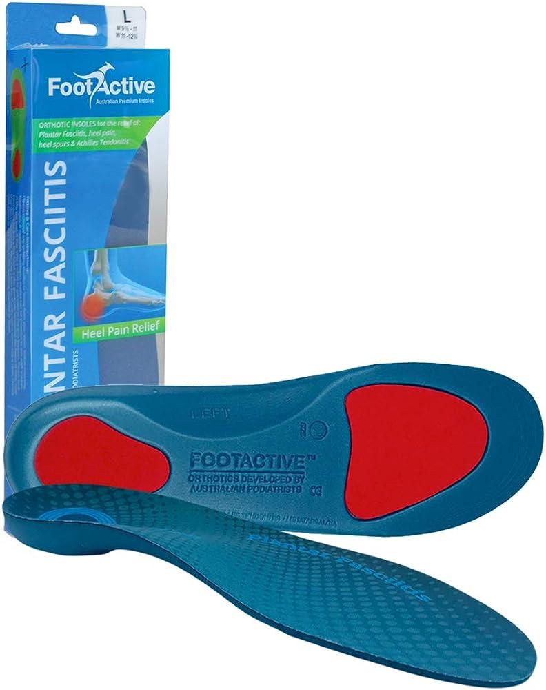 FootActive para fascitis plantar